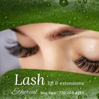 Your eyes will love you! Borboleta & Elleebana are our favorites to enhance the beauty of your eyes. 720.200.4255